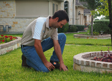 Mike has the knowledge for any type of sprinkler repair in Orlando, FL